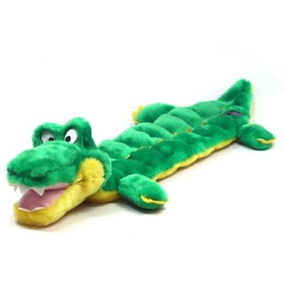 Kyjen Long Gator Squeaker Mat for Dogs
