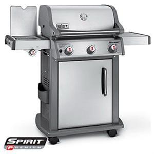 Weber Spirit 3 Burner LP Grill