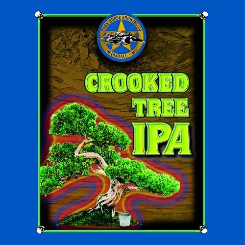 Dark Horse Brewing Company Crooked Tree IPA