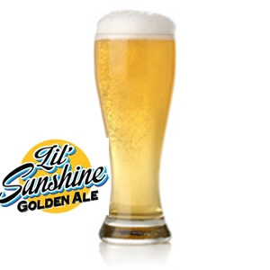Latitude 42 Brewing Co. Lil' Sunshine Golden Ale