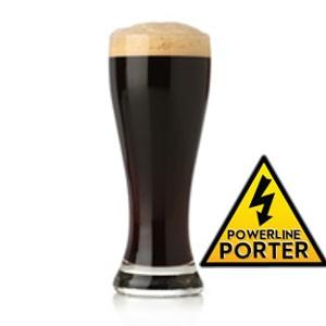 Latitude 42 Brewing Co. Powerline Porter