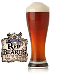 Latitude 42 Brewing Co. Red Beard's India Red Ale