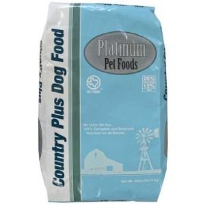 Platinum Pet Foods Country Plus Dog Food