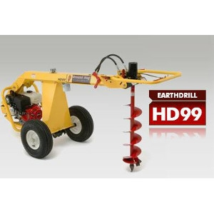 Towable Hydraulic Earthdrill