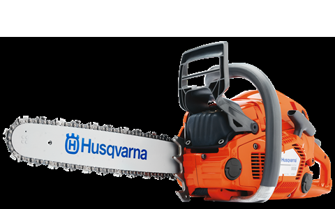 CHAINSAW HUSQVARNA 555 20