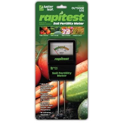 Luster Leaf Soil Fertility Meter