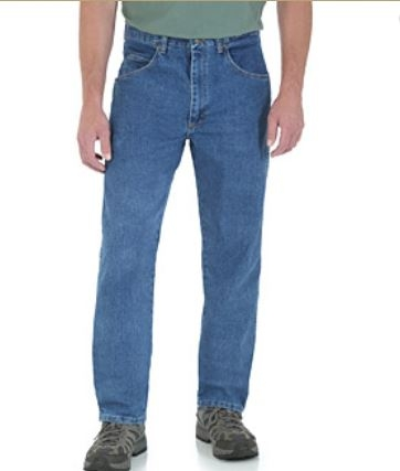 Wrangler Rugged Wear® Stretch Jean Big & Tall