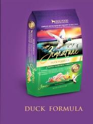 Zignature Duck Formula
