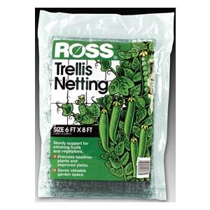 Ross Plastic Trellis Netting 5' x16'