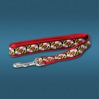 Maryland Flag Dog Leash
