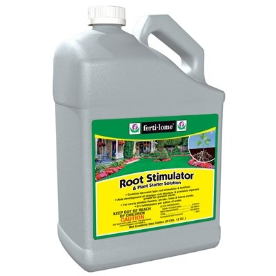 Root Stimulator & Plant Starter Solution, 4-10-3, 1-Gallon