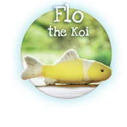 Fluff & Tuff Flo the Koi