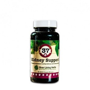 Silver Lining Herbs - 37 Kidney Support Capsule
