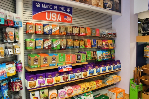 Made in the USA Treats