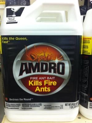 Amdro Fire Ant Bait, 1-Lb.