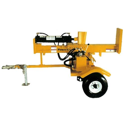 PowerTek 40-Ton Horizontal / Vertical Gas Log Splitter