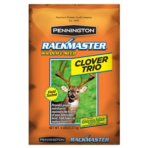 Rackmaster® Clover Trio Food Plot Seed Mix