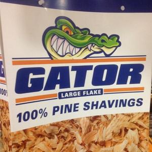 Gator Shavings