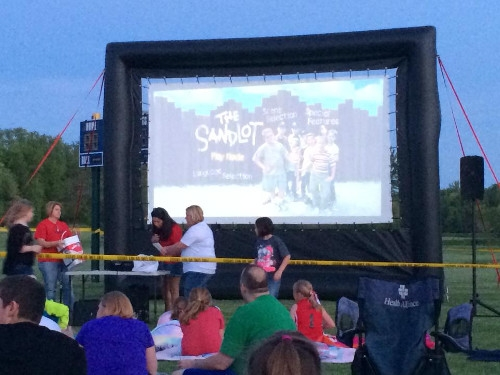 Movie Screen (The Sandlot)