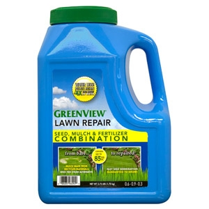 GreenView® Lawn Repair for Northern Lawns