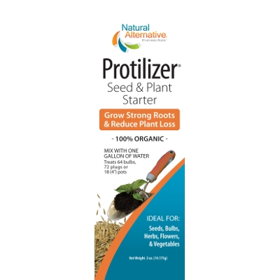 Natural Alternative Protilizer® Seed & Plant Starter