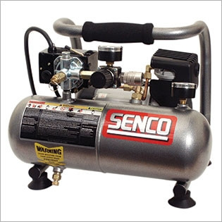 Senco Air Compressor, 1-hp, 1-gallon