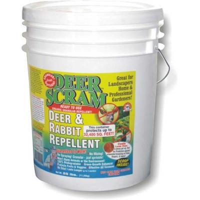 Deer Scram 25-lb. Bucket