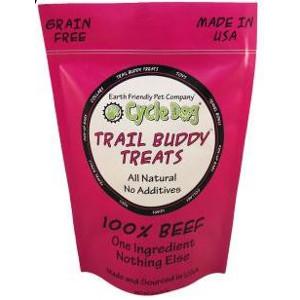 Cycle Dog, 100% Beef Trail Buddy Treats
