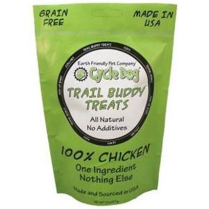 Cycle Dog, 100% Chicken Trail Buddy Dog Treats