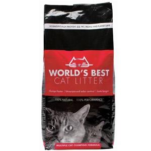 World's Best Cat Litter™ Multiple Cat Clumping Formula