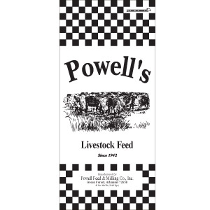 Powell's 16% Milk Maker Pellet