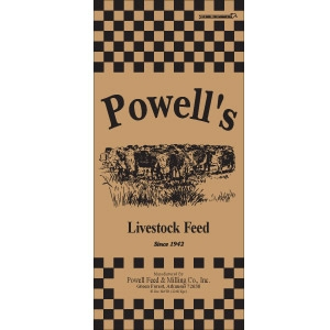 Powell's 16% Stocker Pellet