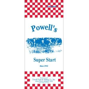 Powell's Super Start Pellet