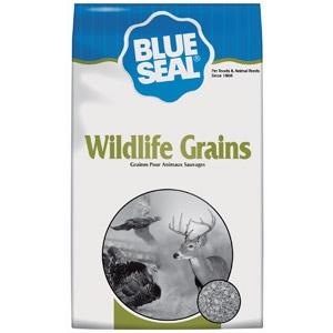 Blue SealWildlife Grains