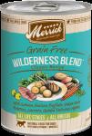 Merrick Wilderness Blend Can Dog 12/13.2 oz.