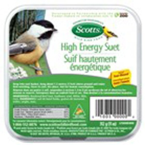 Scotts MiracleGro Hi-Energy Seed Suet