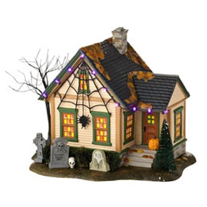 The Original Snow Village® Halloween Series