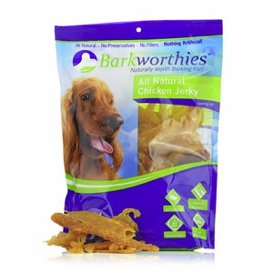 Barkworthies® All Natural USA Chicken Jerky