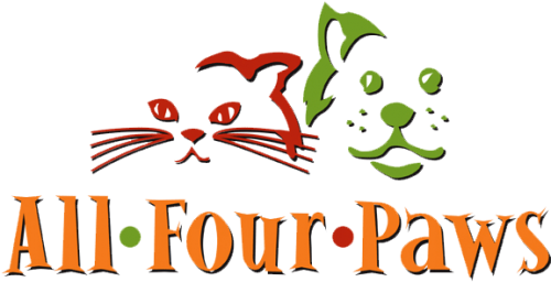 All Four Paws Logo