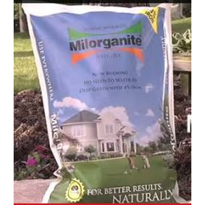 Milorganite Fertilizer Products