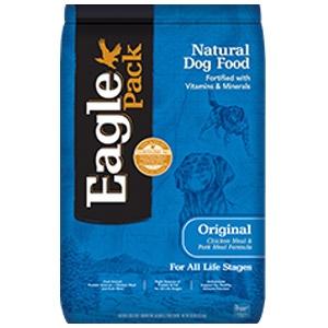 Eagle Pack Original Chicken Meal & Pork Meal Dog Food