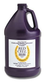 Farnam Red Cell Equine Supplement-Gallon