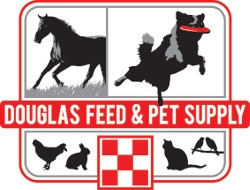 Douglas Feed & Pet Supply Logo