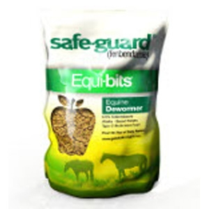 Merck Animal Health Safe-Guard Equi-Bits