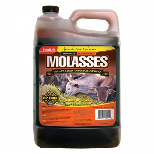 Evolved Habitats® HerdLife Molasses Feed Topper Supplement