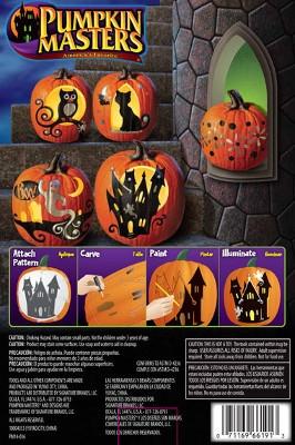 Pumpkin Masters Paint & Carve Kit