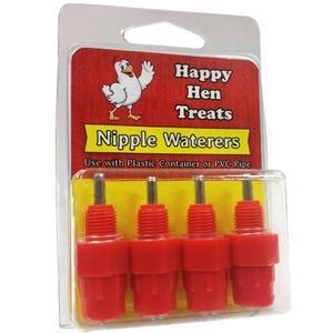 Happy Hen Treats Nipple Waterers