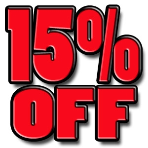15% Off Any Ladder Rented In The Month Of March
