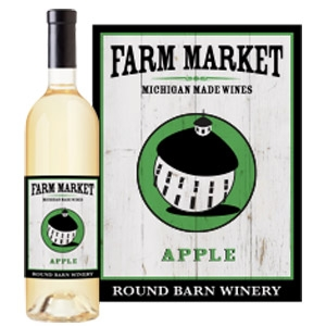 Farm Market Apple Wine