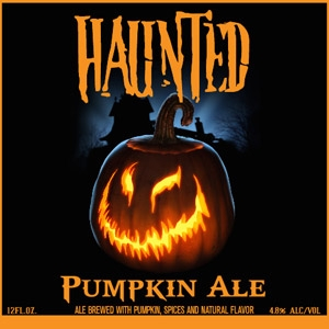 Lucky Girl Haunted Pumpkin Ale